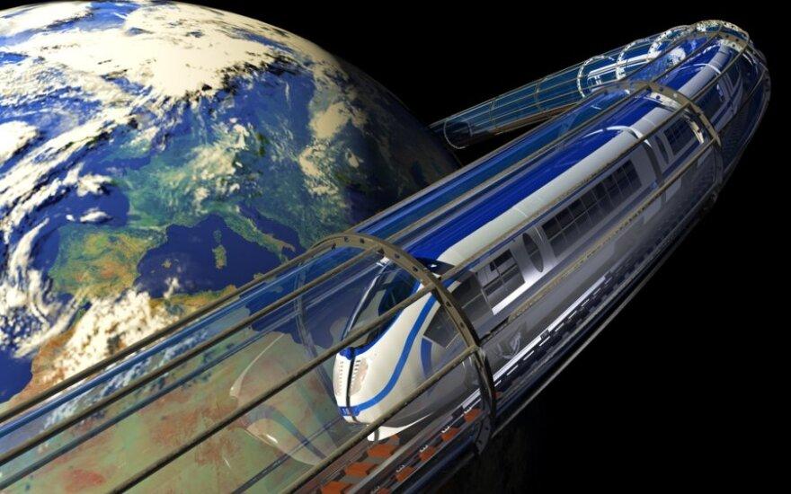 Kosminis traukinys