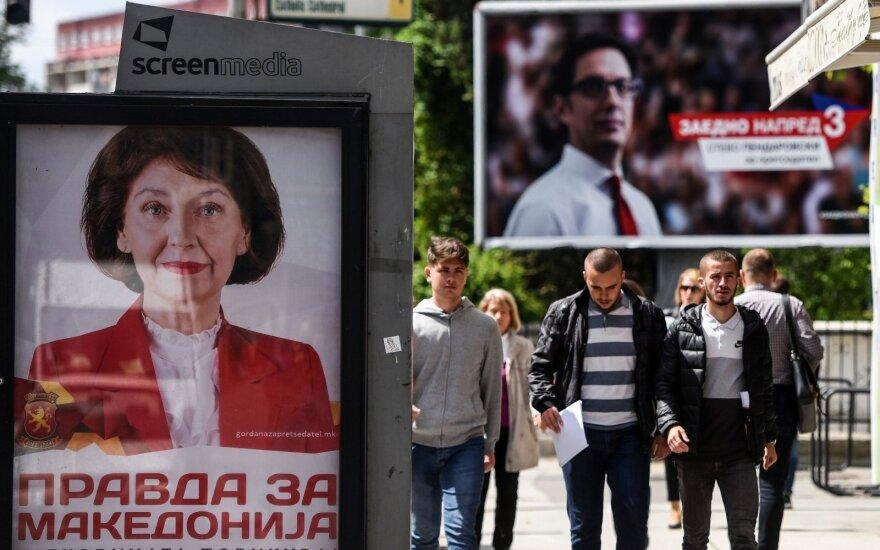 Makedonijos prezidento rinkimai
