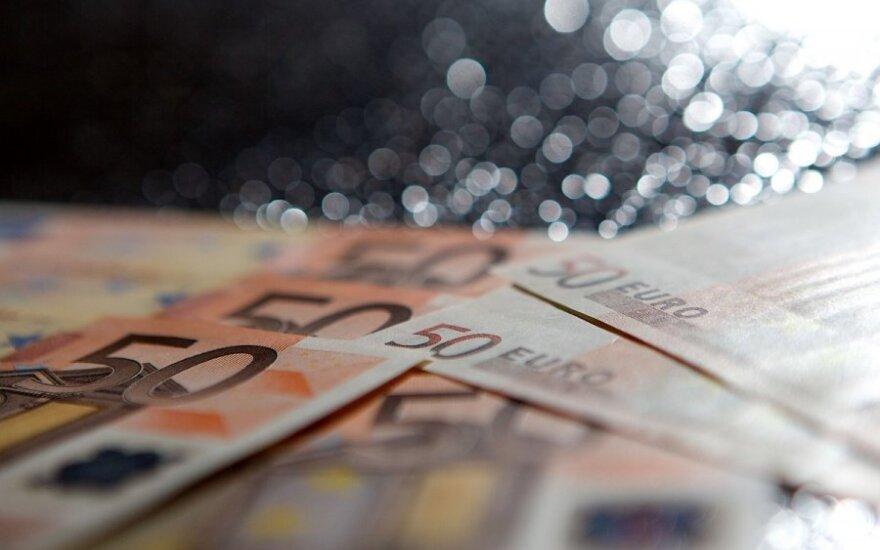 Patarimas: išskalbkite savo eurus