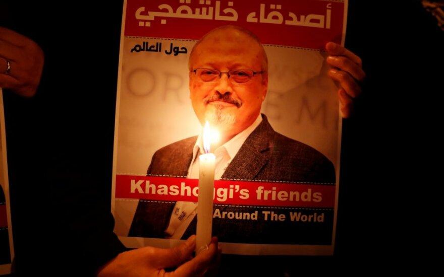 Saudo Arabija nužudyto Khashoggi vaikams sumokės milijonines kompensacijas