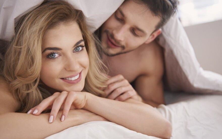 Kodėl seksas ne visoms moterims vienodai malonus?