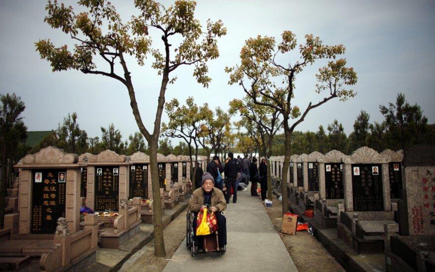 Kapinės Kinijoje