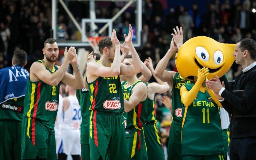 """Lietuva gavo teisę organizuoti Europos čempionato atrankos """"burbulą"""""""