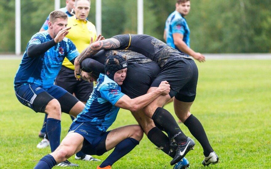 """Lietuvos sporto derbis tarp """"Vairo"""" ir """"Baltrex"""""""