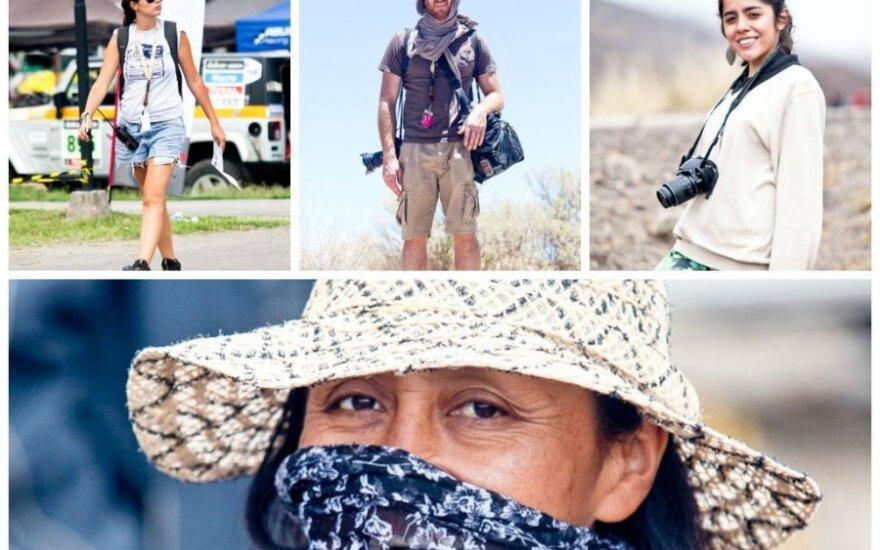 Dakaro ralio gerbėjų stilius – nuo indėniškų raštų iki dredų