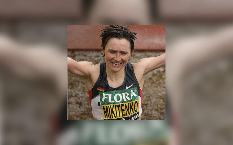 Irina Mikitenko - Londono maratono nugalėtoja