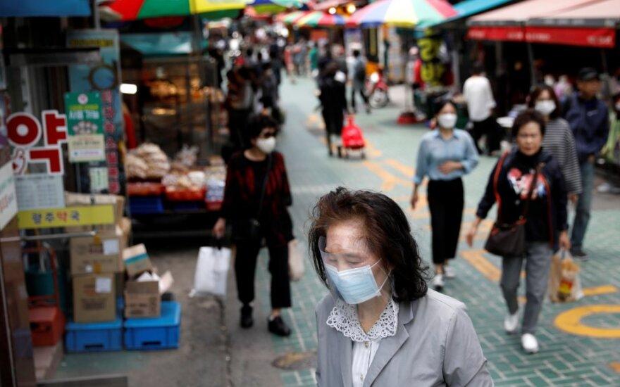 Koronavirusas Pietų Korėjoje