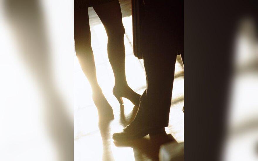 Vyras ir moteris, seksas, pora