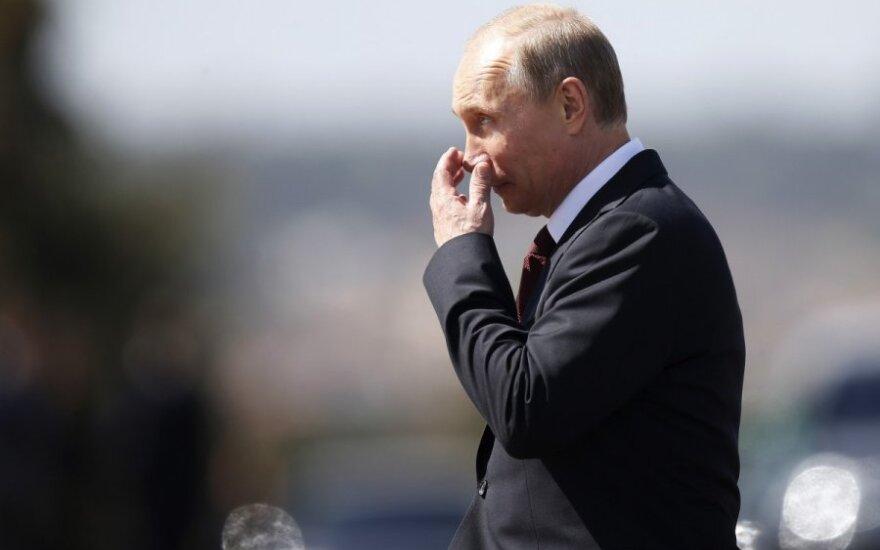 JAV ir ES paskelbė sankcijas Rusijai