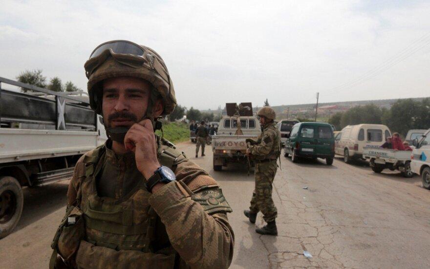Šešelgytė apie situaciją Sirijoje: JAV delsimą galima paaiškinti dviem būdais