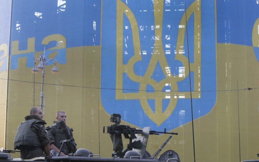 Penkios Ukrainos – karti piliulė didžiajai mūsų kaimynei