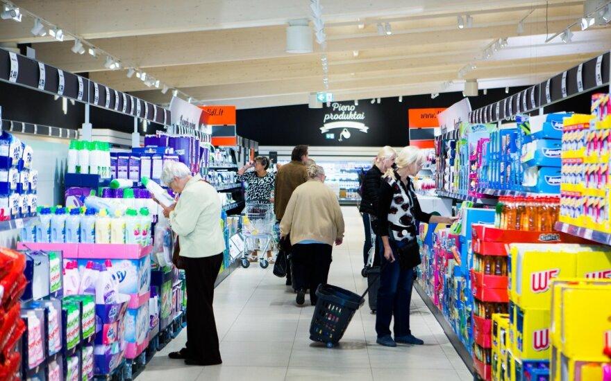 Įvykis prekybos centre sukėlė klausimų – nesuprato, kodėl neišgirdo pranešimo