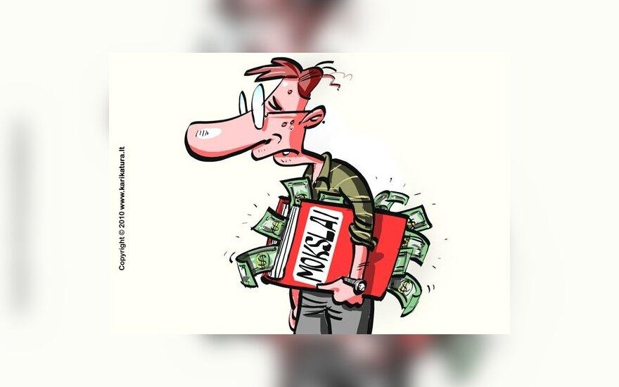 R.Lazutka: pasiturintys tėvai galėtų sumokėti už atžalų studijas