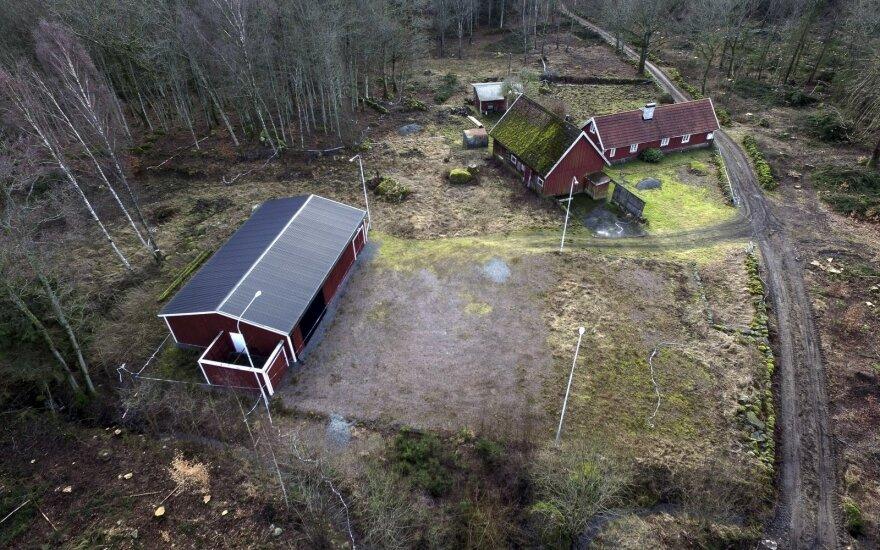 Švedijoje nuteistas moterį bunkeryje kalinęs gydytojas