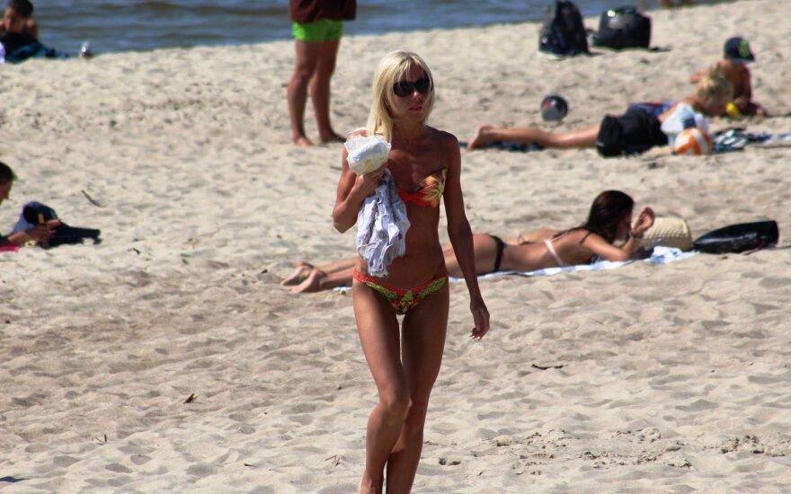 Paplūdimys (asociatyvi nuotr.)