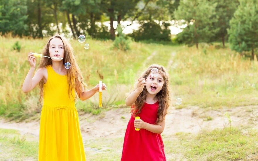 Vaikų vasaros poilsiui - daugiau kaip 1 mln. eurų