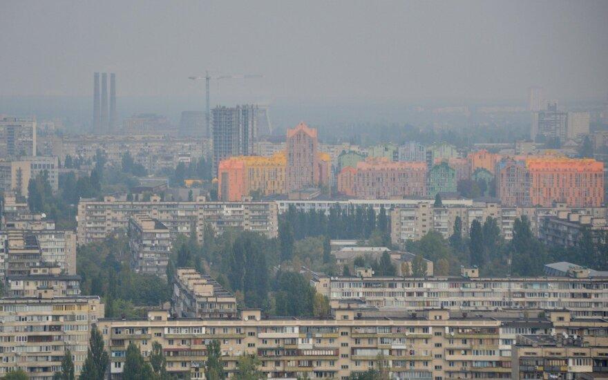Lietuva svarsto prisidėti prie istorinio paminklo Kijeve