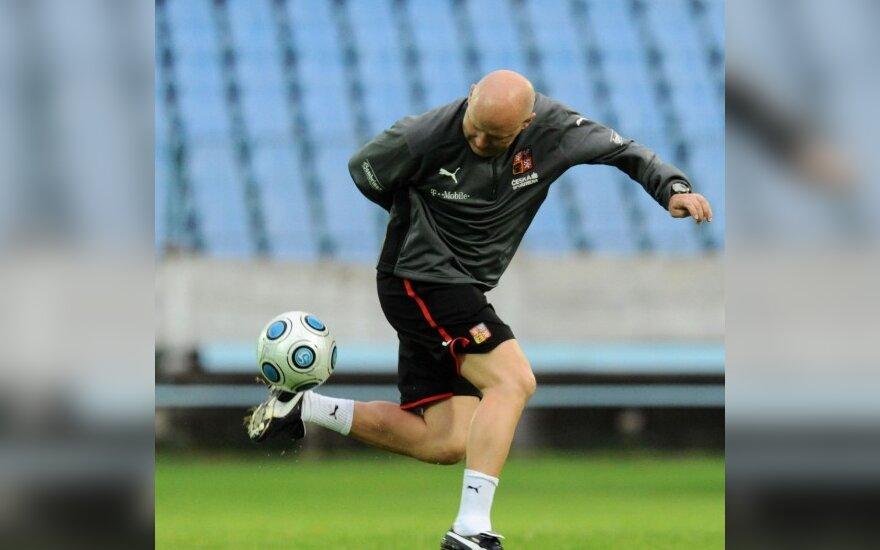 Treneris Ivanas Hašekas