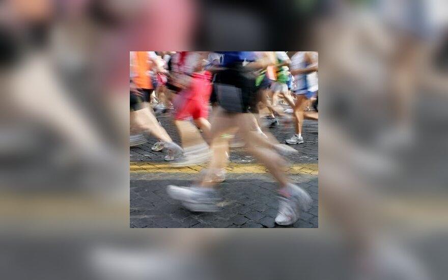 Nidos ultramaratone bėgikai po ilgos pertraukos vėl kovos dėl Lietuvos čempiono vardo