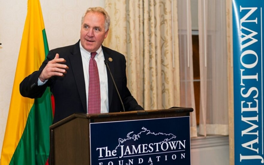 Congressman John Shimkus.  Photo Ludo Segers