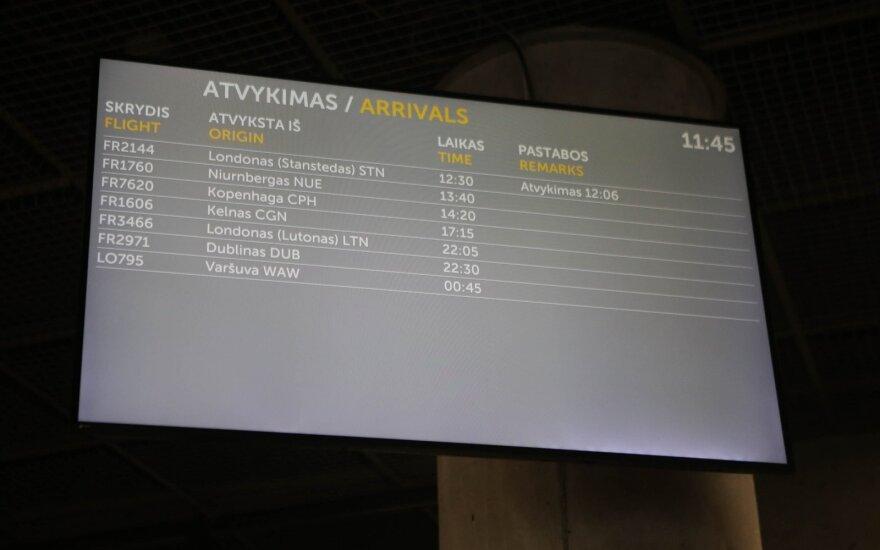 Veiklą tęsia Kauno oro uostas: skelbia apie pirmuosius reguliarius skrydžius