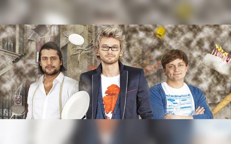 Ali Gadžijevas, Alfas Ivanauskas, Martynas Praškevičius