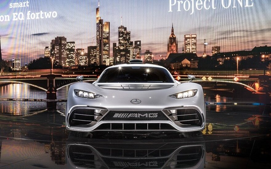 """Mercedes-AMG Project One"""