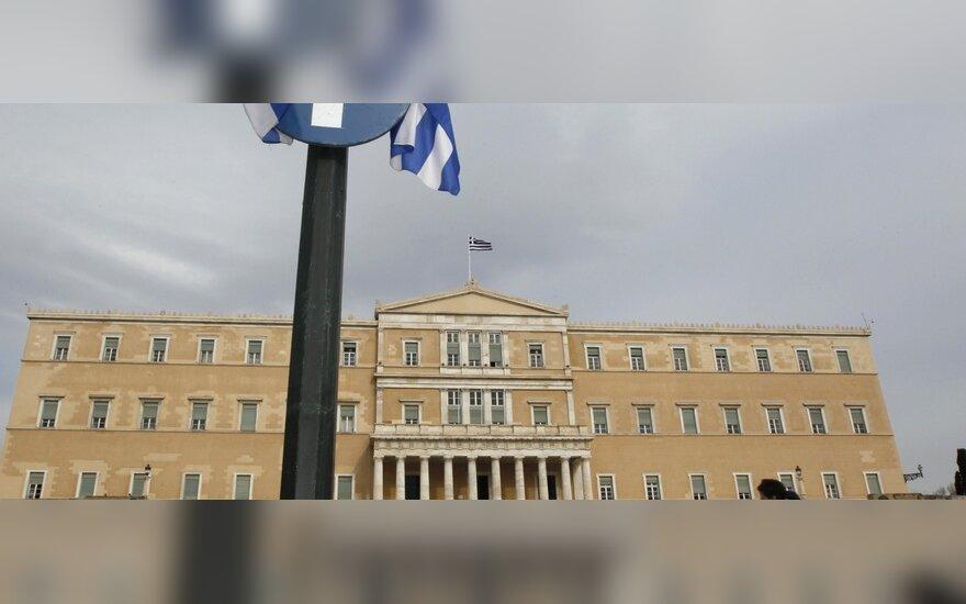 ES rengia naują paramos paketą Graikijai, ši tai neigia