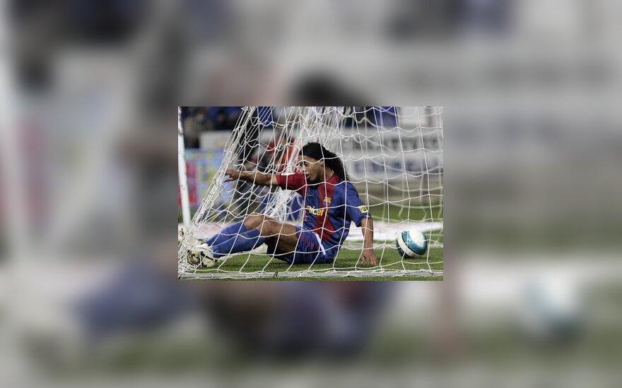 """Ronaldinho (""""Barcelona"""")"""