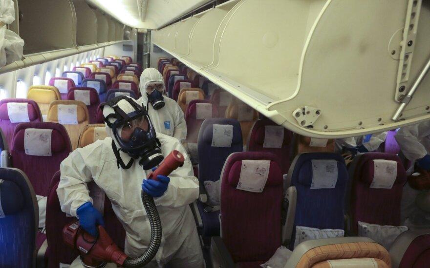 IATA: be paramos oro linijas ištiks apokalipsė