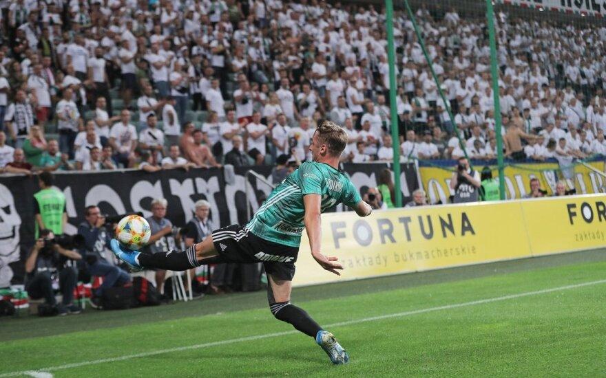 Arvydas Novikovas (Foto: legia.com)