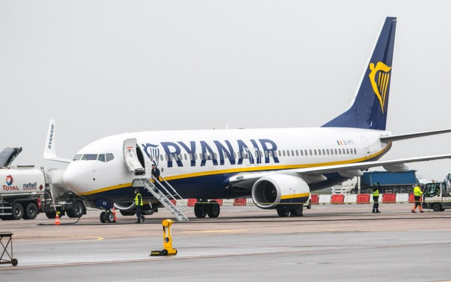 Ryanair to launch flights from Vilnius to Nuremberg, Cologne