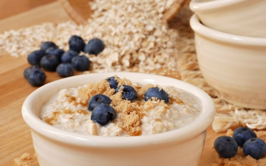 10 cholesterolį mažinančių maisto produktų