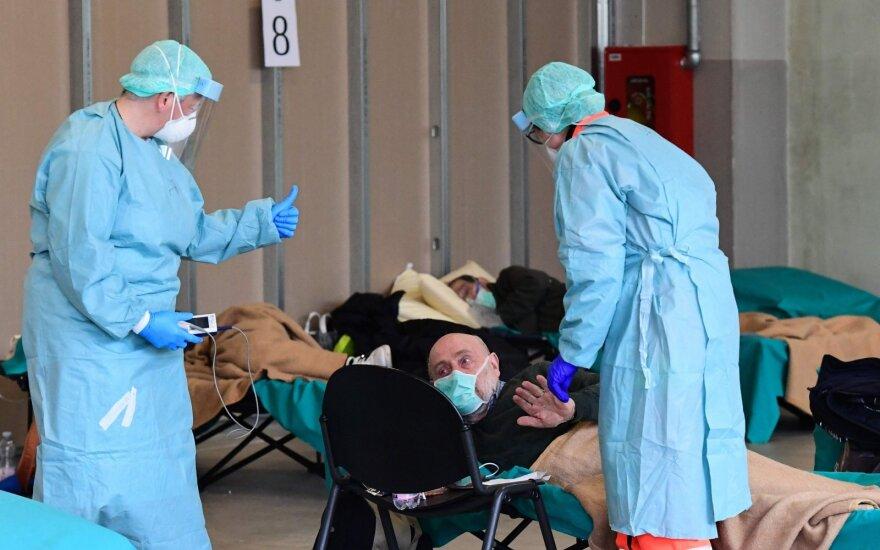 Pasaulis užsidaro: kovoje su koronavirusu imamasi beprecedenčių priemonių
