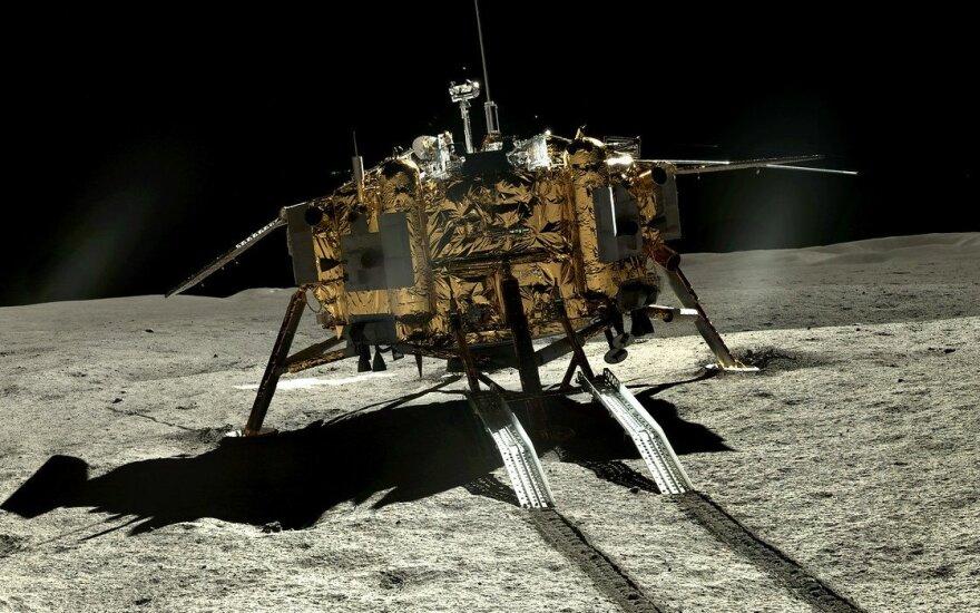 Tolimoji Mėnulio pusė