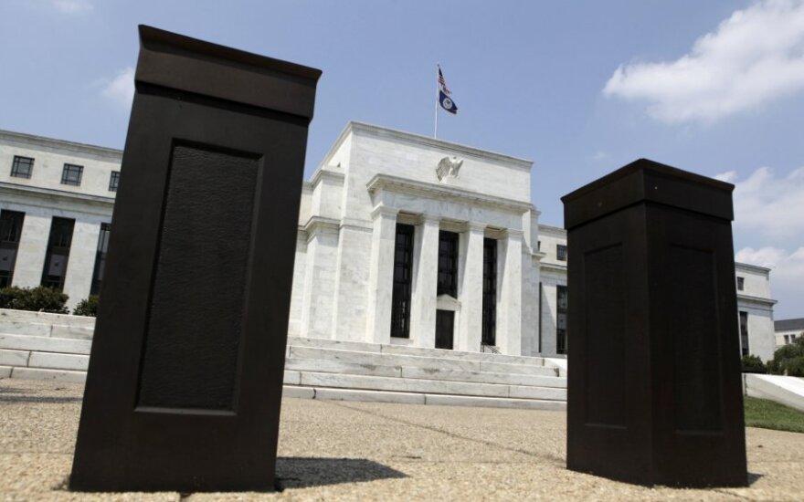 Federalinė rezervų sistema (FED),  JAV centrinis bankas