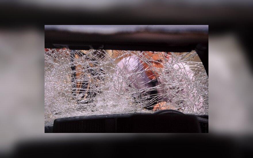 Stiklai – keleivių saugumui