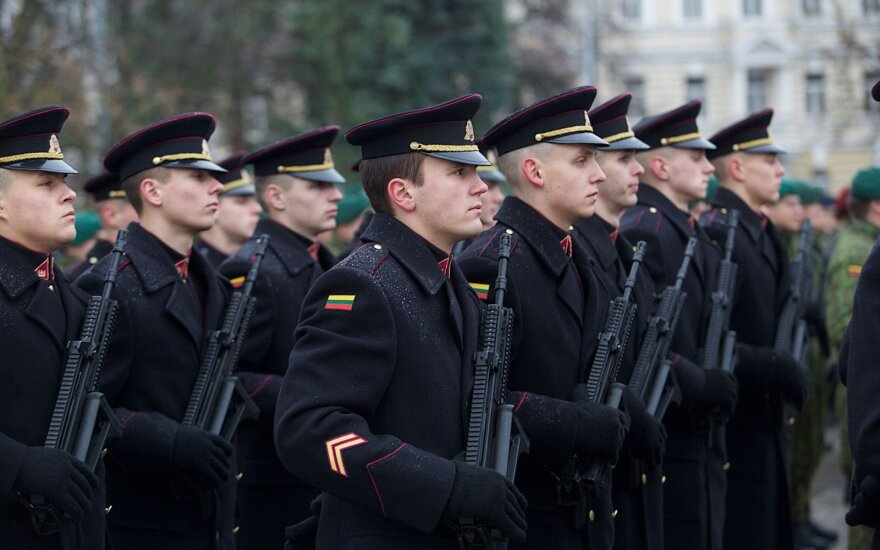 Lithuania will deploy up to 40 soldiers to Mali