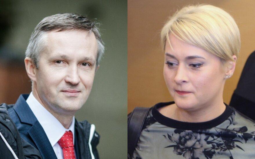 Arvydas Juška, Daiva Gineikaitė