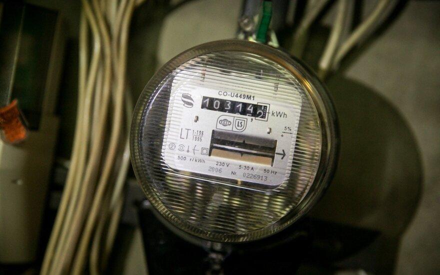 Komisija: Elektra buitiniams vartotojams brangs apie 15 proc.