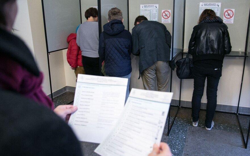"""Vietos rinkimų komisija: """"Valstietis"""" Truncė pažeidė draudimą papirkti rinkėjus"""