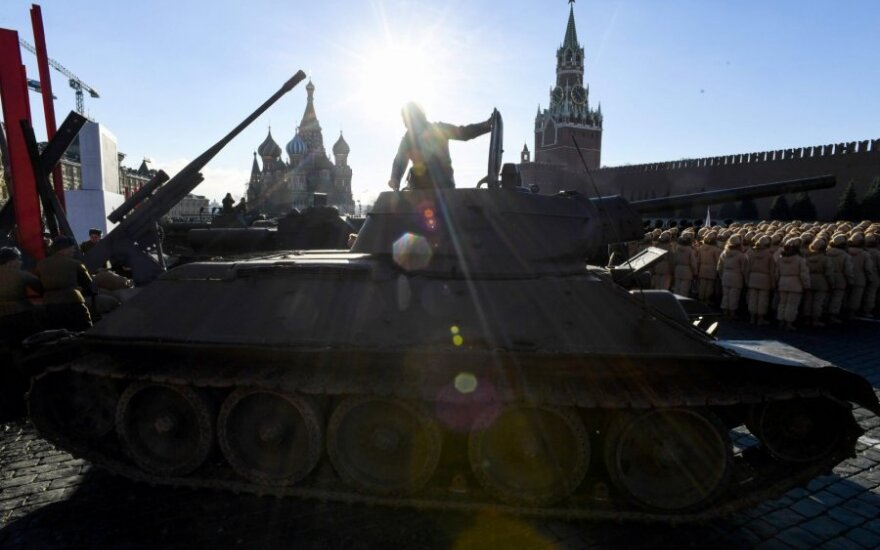 """Įtakingi ekspertai įvardijo didžiausią Rusijos """"strateginį prizą"""""""