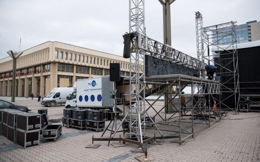 """Prie Seimo – protestas """"Mes kaltinam"""": tai bus galimybė išgirsti žmonių nuomonę"""
