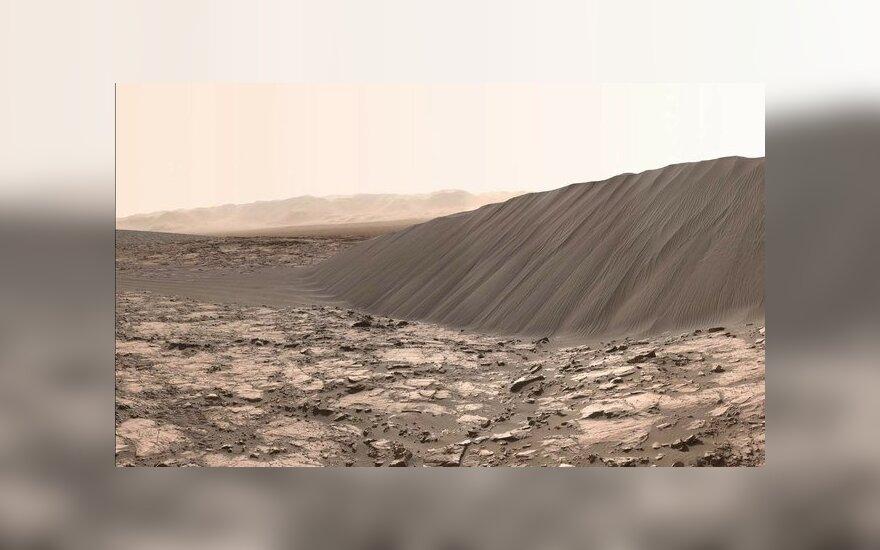 Vaizdai iš Marso