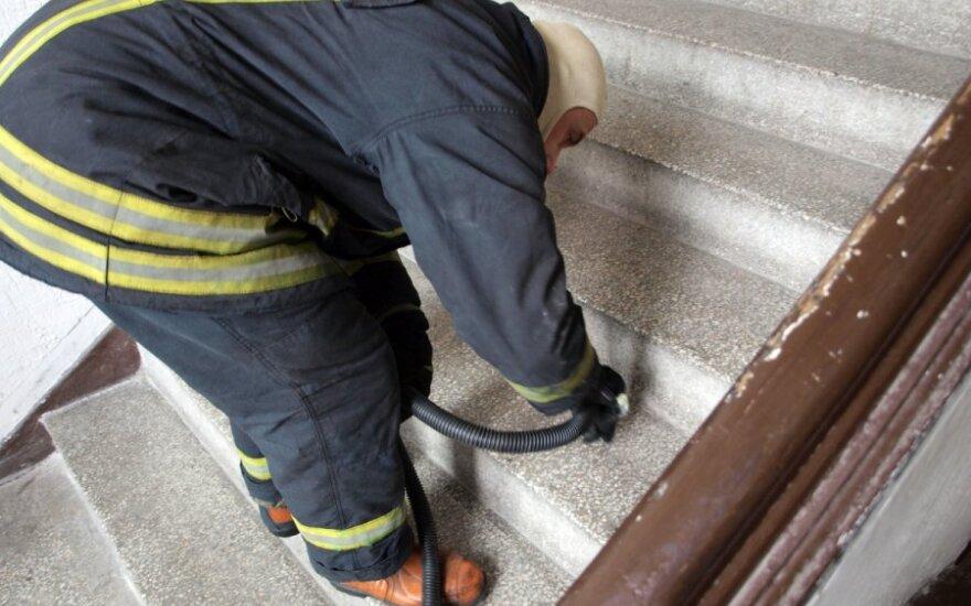 Gyvsidabriu apnuodyto teismo pirmininkė: visų darbuotojų organizme rasta pavojingos medžiagos