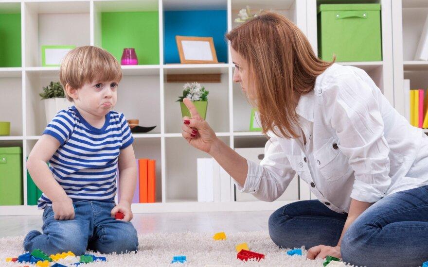Kada vaikas yra išlepintas? Psichologai turi gerų patarimų tėvams