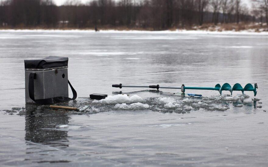 Poledinės žvejybos įrankiai