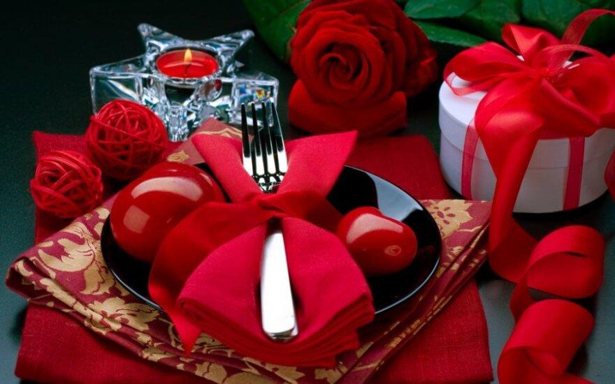 Lietuvos žvaigždžių Valentino dienos dovanos