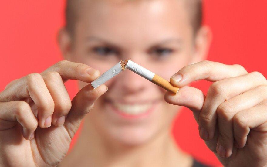 Ko rūkaliai nežino apie elektronines cigaretes