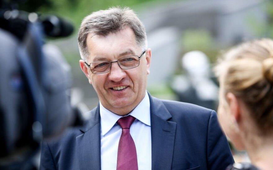 A. Butkevičius: V. Uspaskicho pozicija dėl PVM mėsai — politinis akibrokštas
